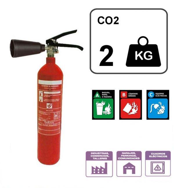 Extintor-co2-2kg